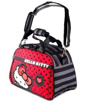 Hello Kitty Weekender Bag