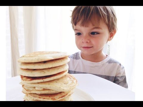 The Best Fluffy Homemade Pancakes Recipe {Regular & Gluten-Free}