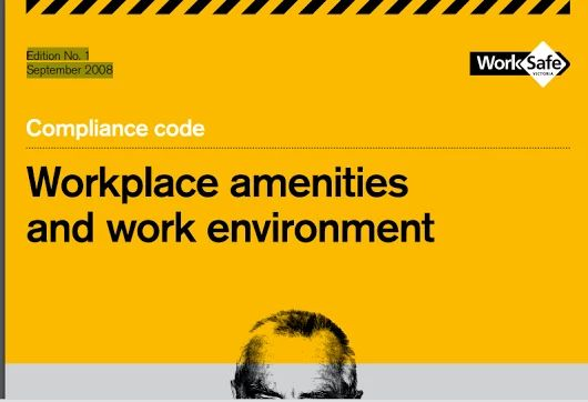 Worksafe: Workplace amenities requirements - Rent A Loo