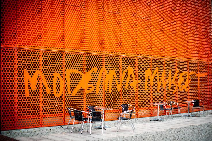 Moderna Museet in Malmö, Skåne län