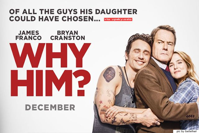 [Sinopsis   Trailer] Why Him? (2016)