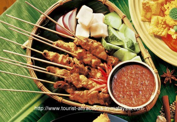 Taste of malaysian food for Authentic malaysian cuisine