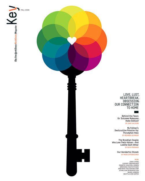Key, The New York Times Real Estate Magazine