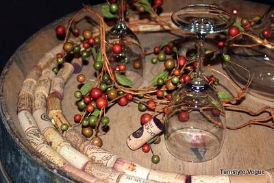 Idea for my wine barrel?