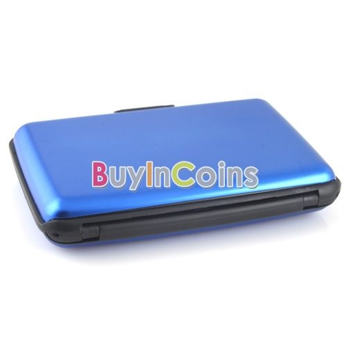 credit card holder tin