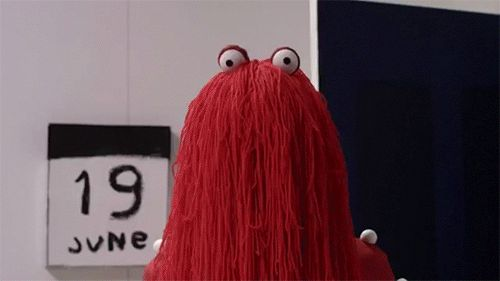 dont hug me im scared red guy - Yahoo Image Search Results