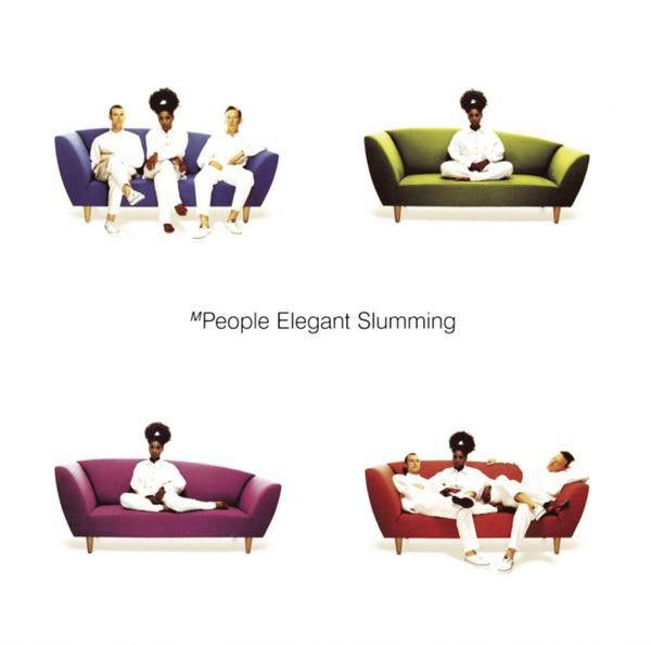 "1994 Mercury Prize winner: ""Elegant Slumming"" by M People - listen with YouTube, Spotify, Rdio & Deezer on LetsLoop.com"