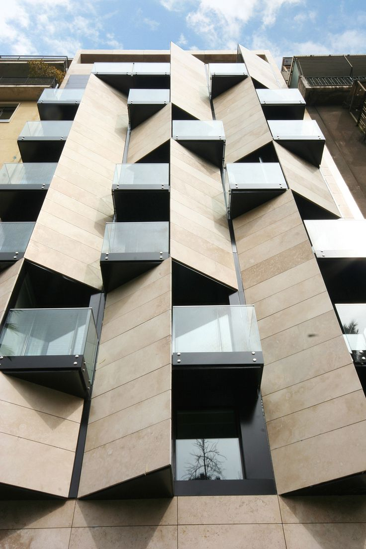 233 best images about ceramic stone facades elewacje for Appart hotel 63