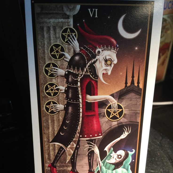 Card of the day: Is it time to start giving back?