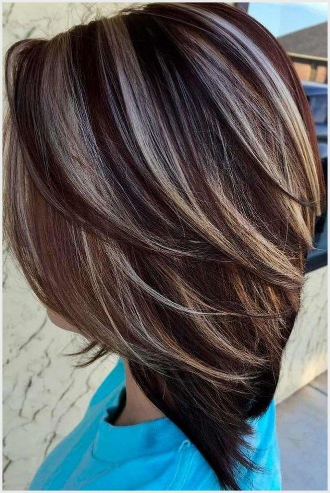 42 Balayage Hair Color Ideas For Brunettes In 2019 2020 Short