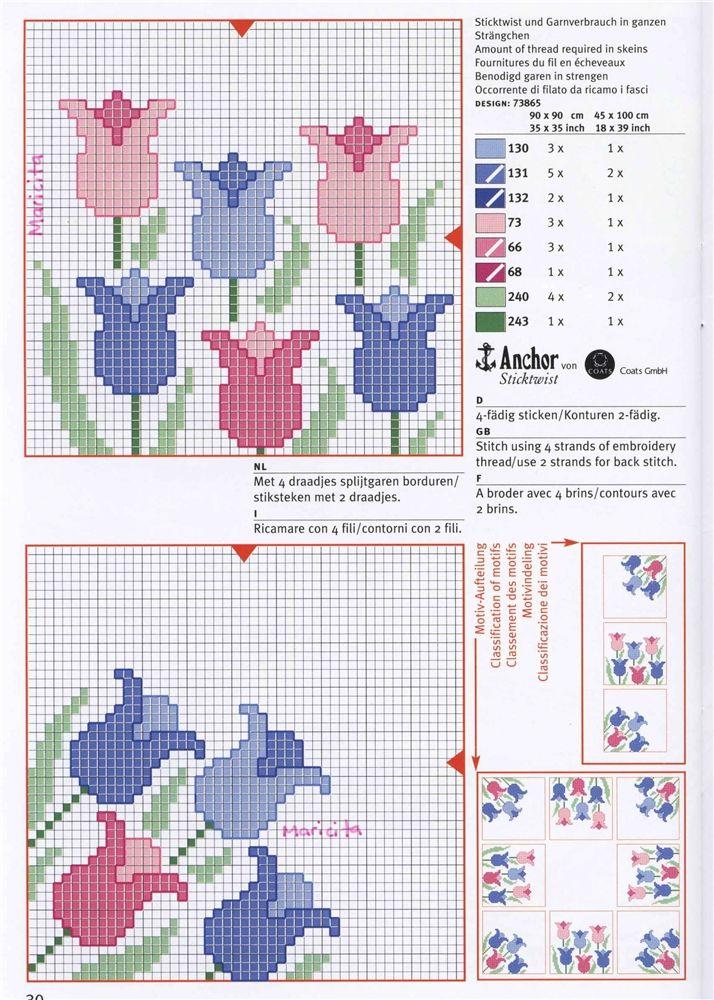 Şemalı kanaviçe modelleri - Sayfa 53