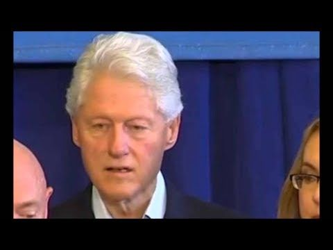 After Months Of Rumors, Bill Clinton Just Made Shocking Admission About Hillary And She's LIVID - YouTube