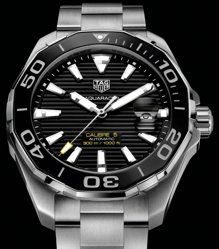 The new TAG Heuer Aquaracer 300M & ceramic TAG Heuer Aquaracer Lady 300M watches for Baselworld 2016 with images, price, specs, & analysis.