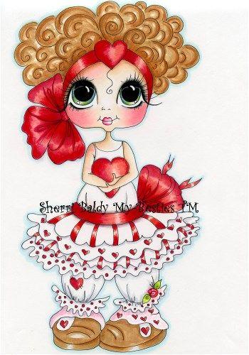 My-Bestie Fine Art Print Close To My Heart-
