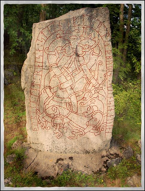 Rune Stone 1 20080820_22 by R A Pyke (SweRon), via Flickr