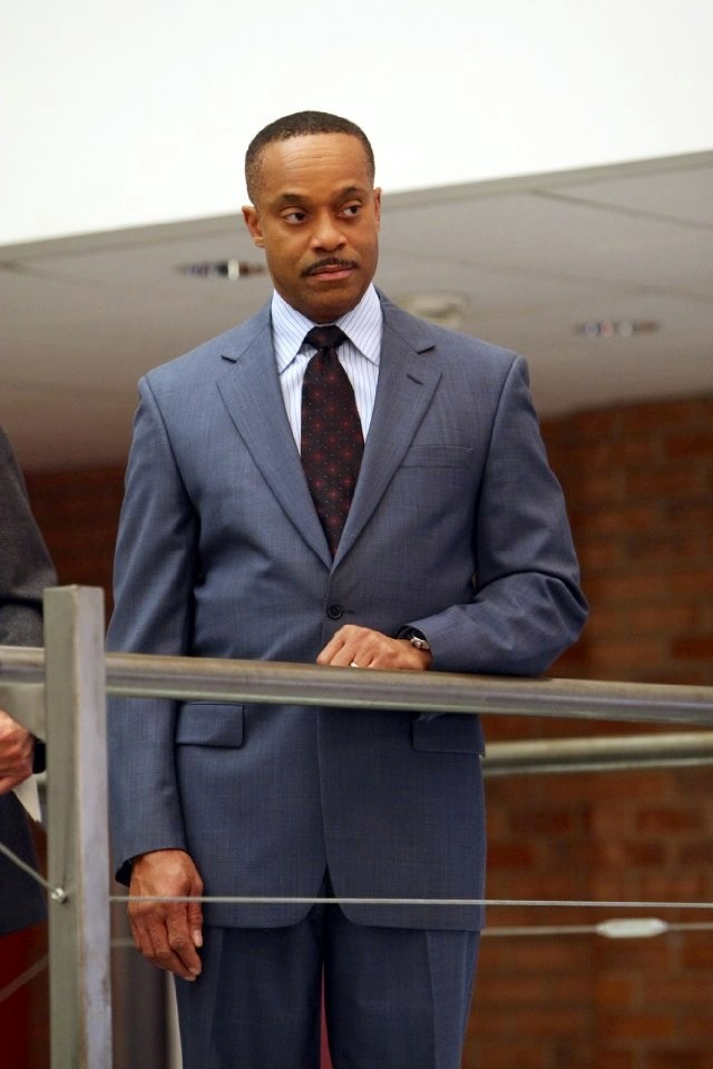 Titles: NCIS | Psych Out Names | Rocky Carroll Character | Director Vance