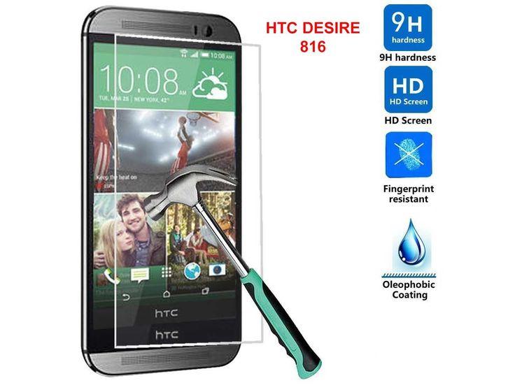 Protector de Pantalla Vidrio CRISTAL TEMPLADO Para HTC Desire 816 - http://complementoideal.com/producto/protector-de-pantalla-vidrio-cristal-templado-para-htc-desire-816/  - Características Protector Pantalla de Cristal Templado ParaHTC Desire 816 de 0,26mm de grosor. Con este resistente cristal protegerás tu pantalla de todo tipo de golpes y ralladuras. Absorbe los golpes protegiendo tu pantalla de caídas. Fácil instalación y lo puedes quitar en cualquier momento s..