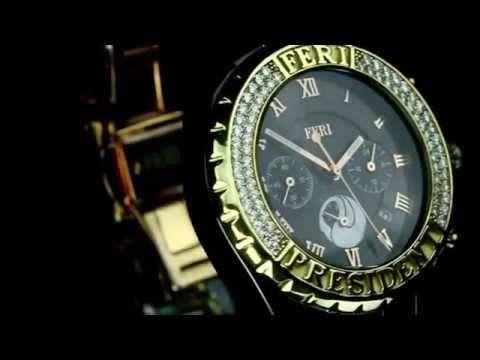 FERI Designer Lines President Timepiece (FERIworld)