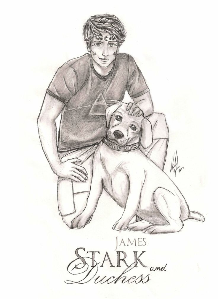 Stark and Duchess - House Of Night by NatBelus.deviantart.com on @deviantART