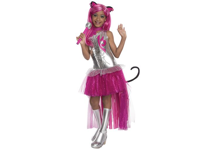 COSTUME MONSTER HIGH - CATTY NOIR