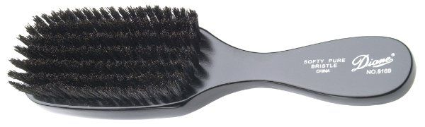 Diane Wave Brush, 100% Soft Boar Bristles:Amazon:Beauty