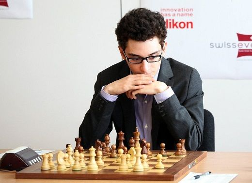 Fabiano Caruana - Paris FIDE Grand Prix – Round 10