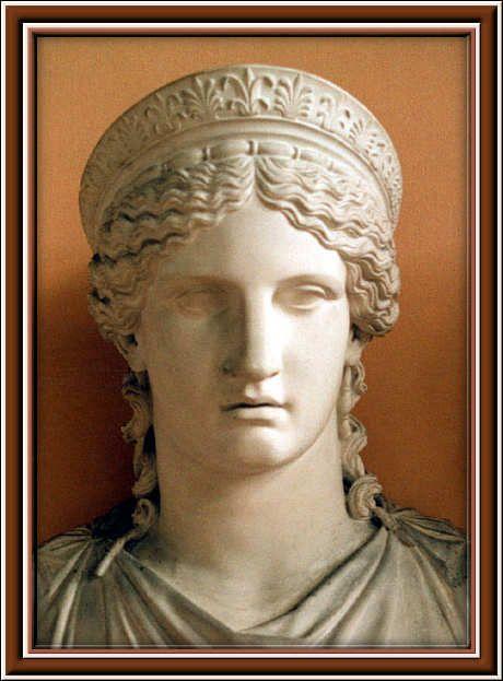HERA LUDOVISI h.40 a.C