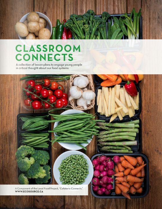 Connecting students with local food through Classroom Connects Curriculum Guide