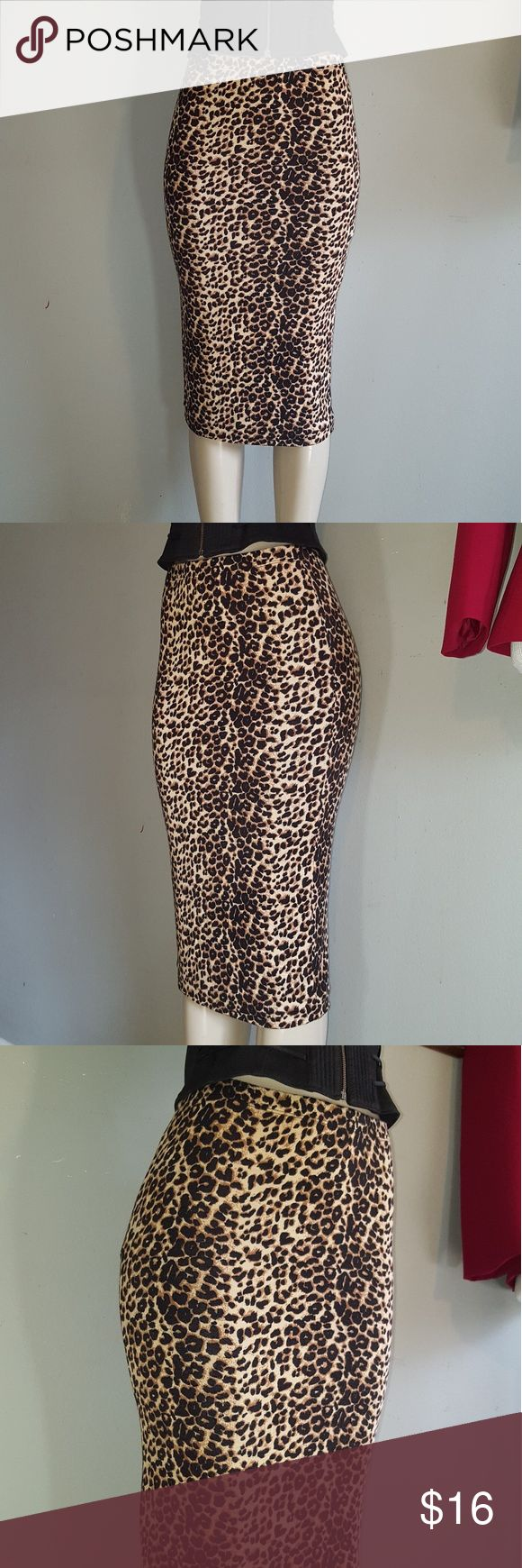 Best 25 Leopard Print Skirt Ideas On Pinterest Jeans