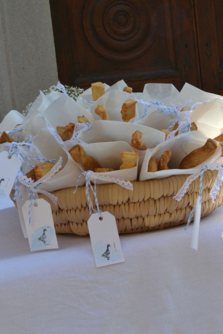 Hochzeit am Luganer See - Sektempfang nach der Trauung