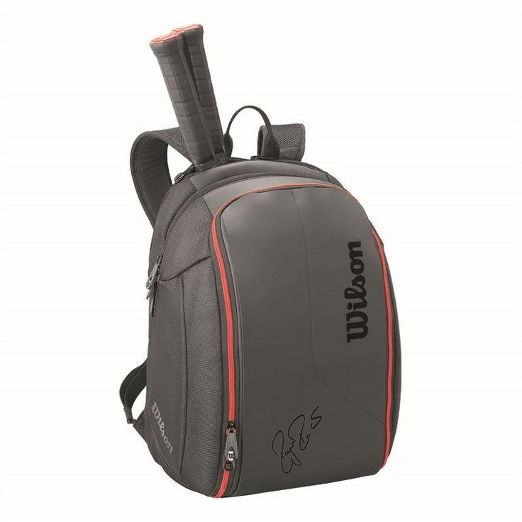 Wilson Federer DNA Backpack Tennis Bag | Wilson Tennis