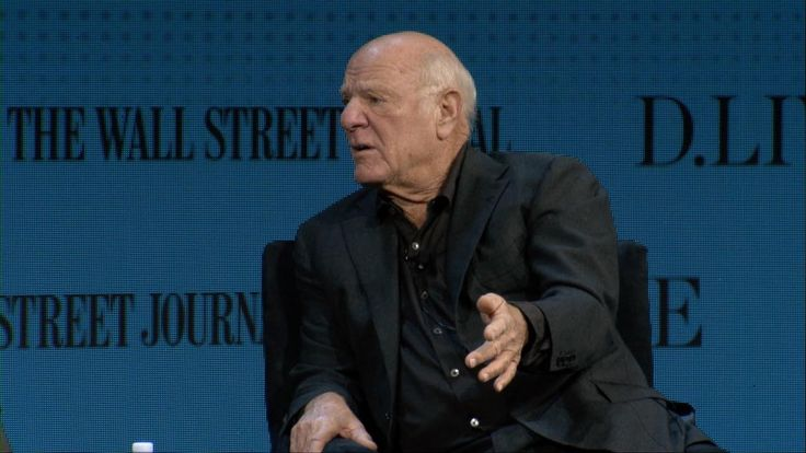 Barry Diller Says Tech Giants 'Inevitably' Will Face More Regulation -- Media mogul says 'dominant companies do not have fundamental competition' // Barry Diller on Why It's Impossible To Compete with Netflix and Amazon
