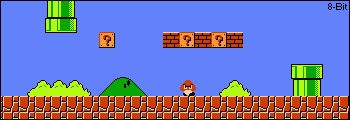 All of the best classic games in one GIF