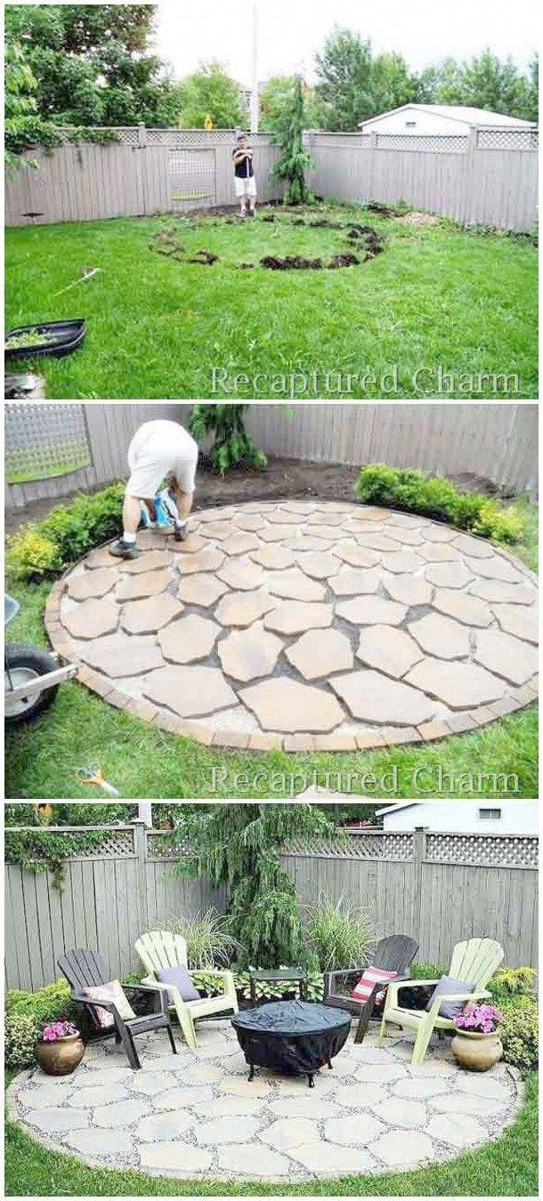 Easy And Simple Landscaping Ideas And Garden Designs Drawing Cheap Pool Landscaping Ideas For Backyard Front Yard La Backyard Makeover Backyard Budget Backyard