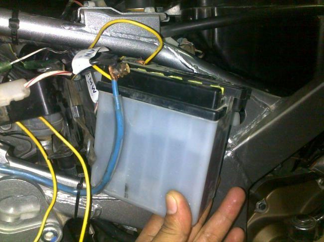 Perhatikan Hal-Hal Berikut Agar Kelistrikan Motor Tetap Handal - Vivaoto.com - Majalah Otomotif Online