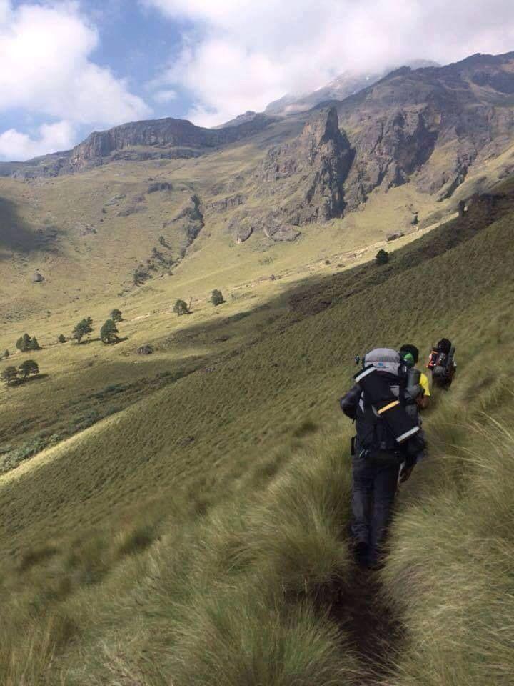 Parque Nacional Izta-Popo Estado de México