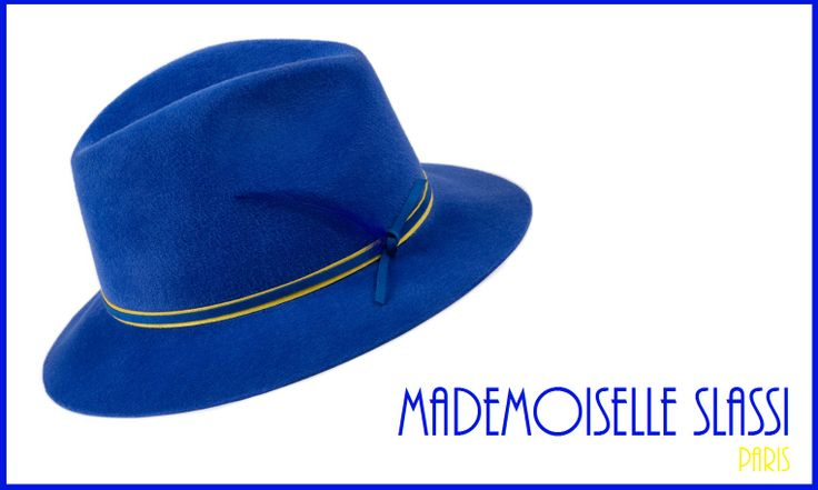 Hat by Mademoiselle Slassi