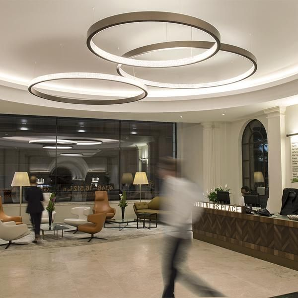 The Lahti Is An Elegant Circular Hanging Light That Breathes Life Into Any Space With Its Simplistically Beauti Chandelier In Living Room Design Ceiling Design