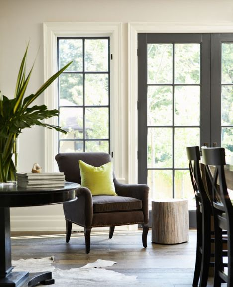 Black french doors french doors and doors on pinterest for Black french doors exterior