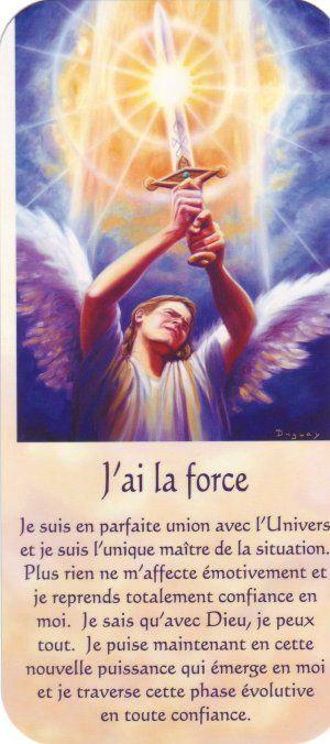 j'ai la force + texte - Photo de Mario Dugay - Soleil de Lumière