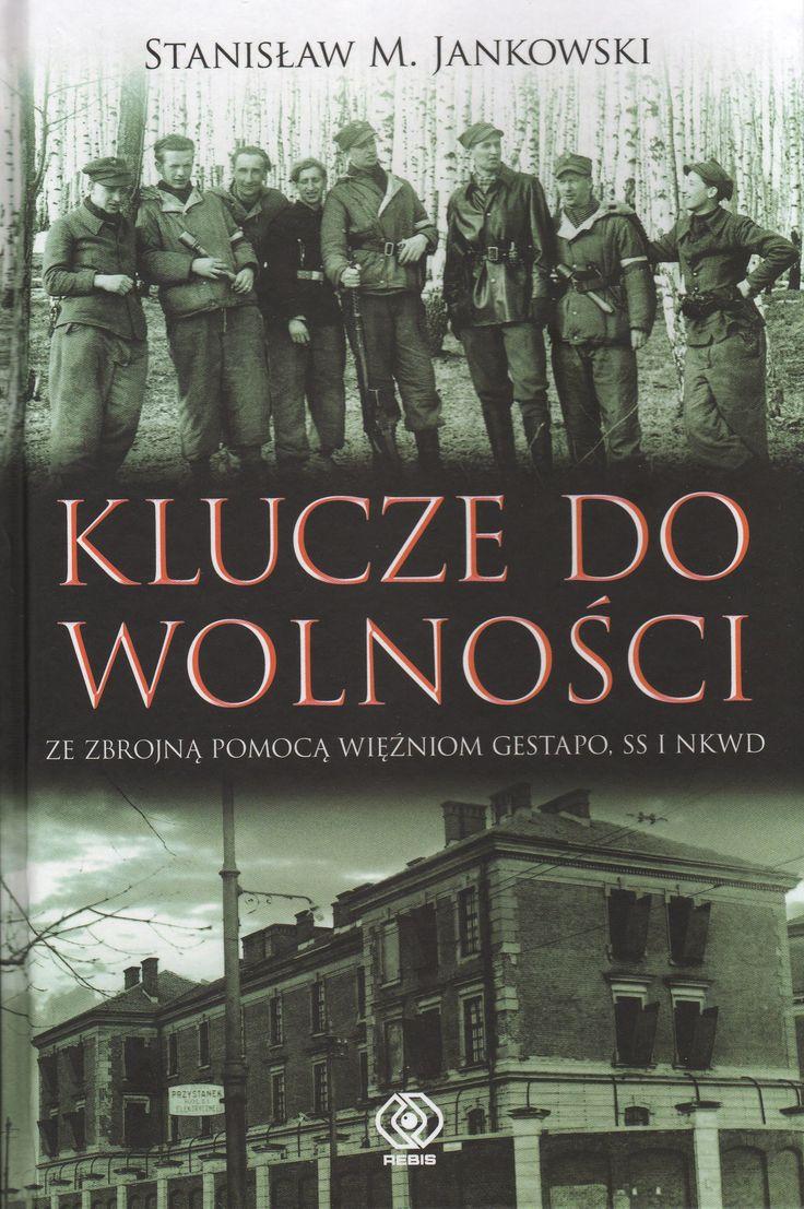 """""""Klucze do wolności"""" - Stanisław Jankowski http://www.wiadomosci24.pl/artykul/klucze_do_wolnosci_stanislawa_jankowskiego_recenzja_298579.html"""
