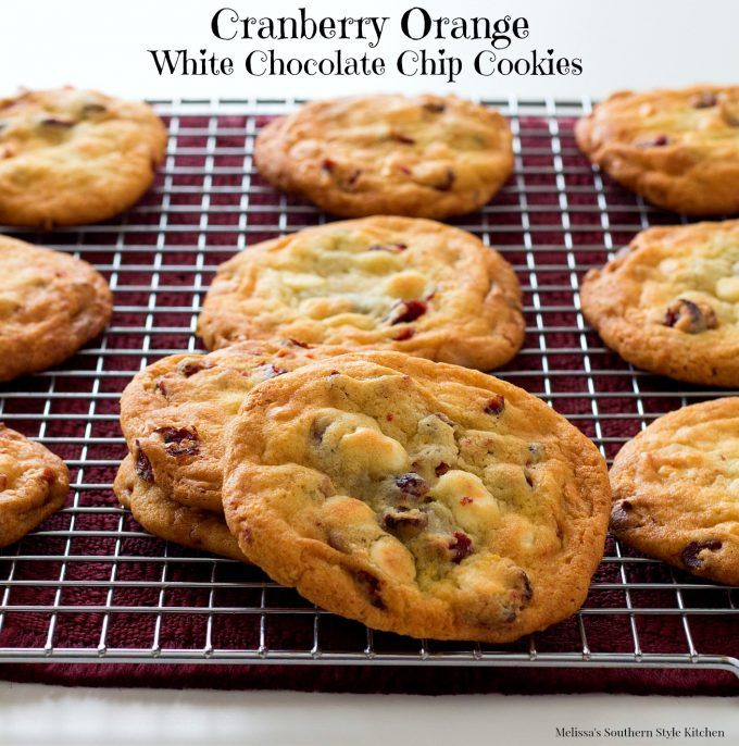 white chocolate cranberry cookies white chocolate cranberry cookies ...