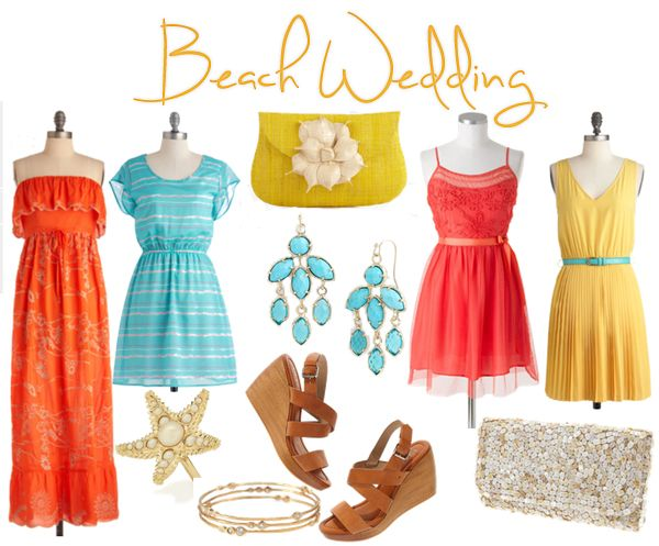 What Wear For Beach Wedding Dresses Guests Dresses To Wear To A Beach Wedding As A GuestWedding