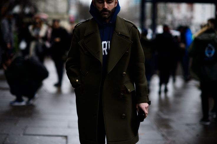 London Men's Collections Street Style, Day 1 -