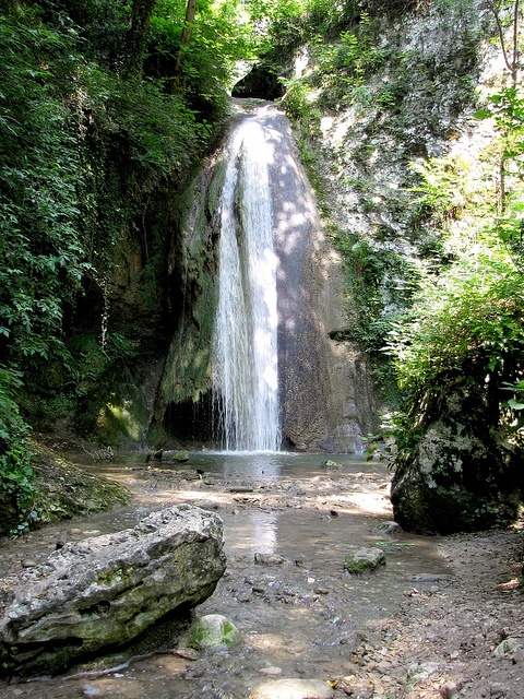 Parco delle Cascate di Molina (VR) | Flickr - Photo Sharing!