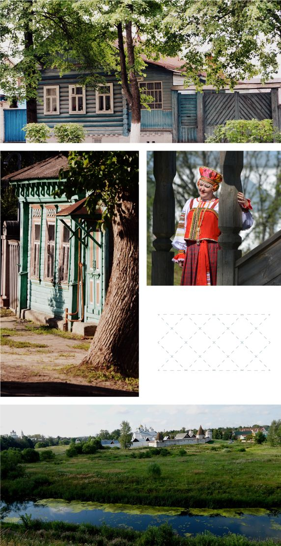 Суздаль — один из древнейших городов «Золотого кольца» России
