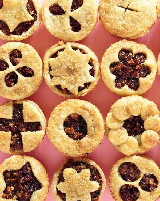 Brandied-Fruit Tartlets Recipe