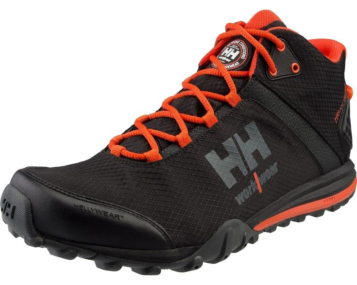 Helly Hansen Rabbora Trail Mid HT Shoe is great for those whom need a shoe which is lightweight & ideal for outdoors trekking. Featuring a Hellytech performance membrane; these shoes offer good waterproof & breathable qualities. Premium EVA midsoles feature a Hellywear heel & Hellygrip reinforcements at the front of the sole to offer excellent traction over terrain.