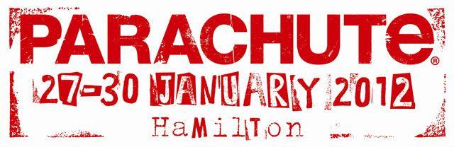 Parachute Music Festival Logo 2012. parachutemusic.com