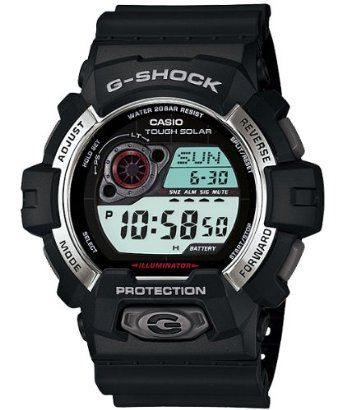 G-Shock Tough Solar World Time Black Dial Mens watch #GR8900A-7